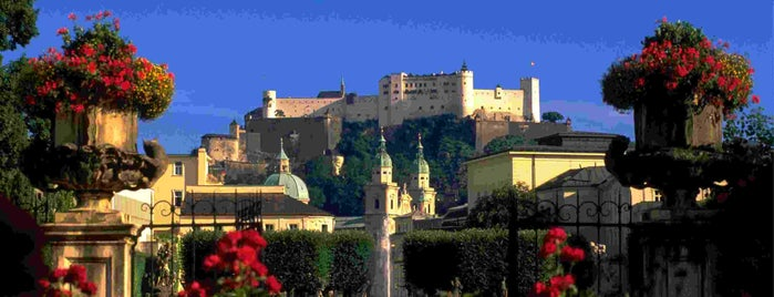 Salzburg is one of Noj Otsëit's tips.