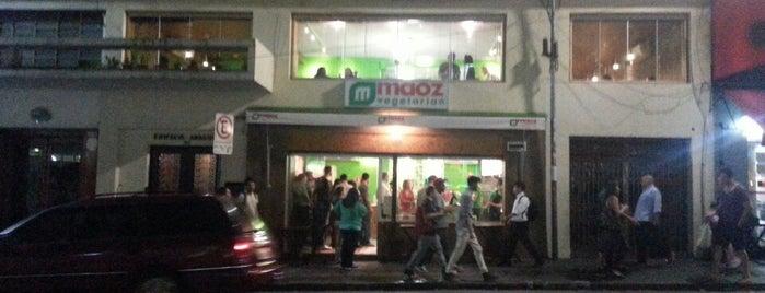 Maoz Vegetarian is one of São Paulo Vegan!.
