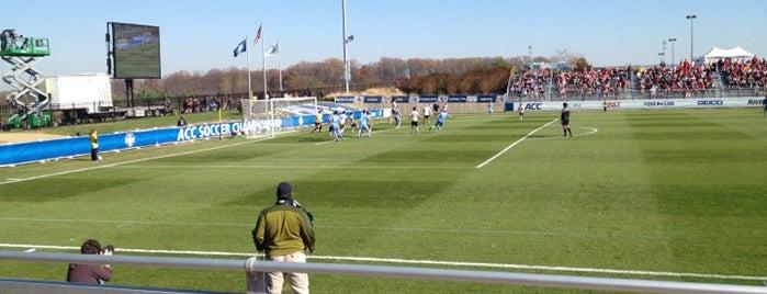 Maryland SoccerPlex is one of พี่ เบสท์.