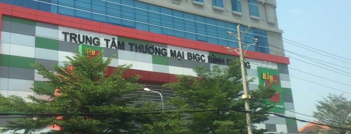 BigC Bình Dương (Bình Dương Plaza) is one of Big C Việt Nam.
