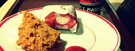KFC is one of Favorite Food.