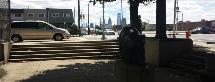 Bear is one of Public Art in Philadelphia (Volume 1).