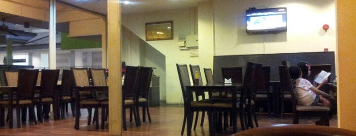 Al-Shaibani is one of My makan places.