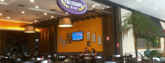 Cruzeiros Bar - Santo André is one of Favoritos.