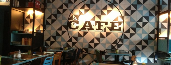 El Cafe is one of restos.