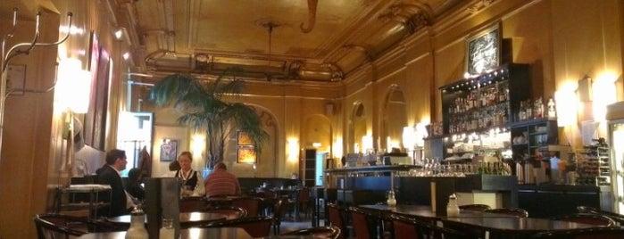 Café Rix is one of My Berlin.