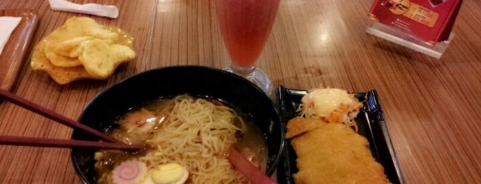 Gokana Ramen & Teppan is one of Food Spots @Bandung.