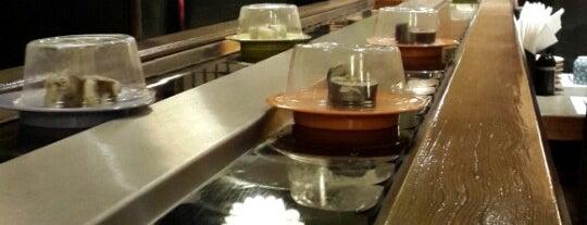 Oishi Sushi is one of My Doha..