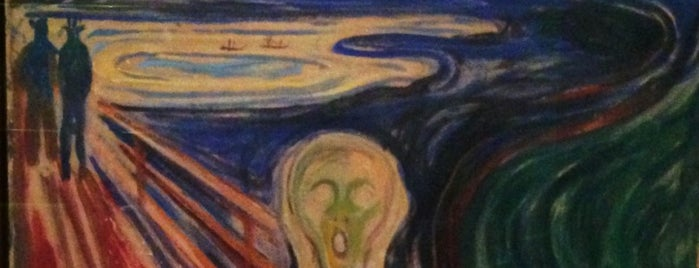 Munch-museet is one of Oslo.