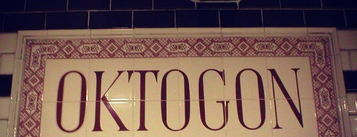 Oktogon is one of Budapest i love.