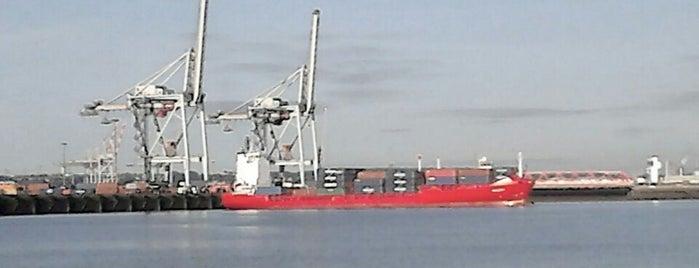 Port du Havre is one of Le Havre #4sqCities.