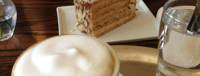 Julius Meinl Coffee House is one of Happy Belly in Chicago.