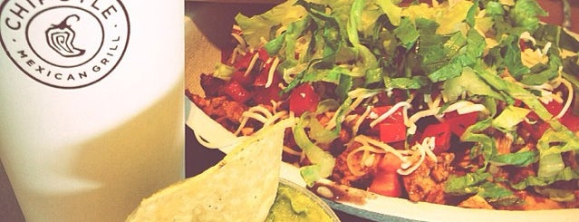 Chipotle Mexican Grill is one of asdf.