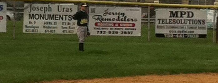 St Josephs Baseball Field is one of Baseball Venue NY.