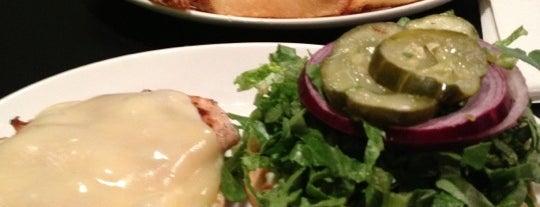 Fizz Burgers & Bottles is one of 40 Under 40 class of 2013 favorite lunch spots.