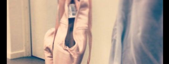 Boston Ballet Headquarters & School is one of BUcket List.