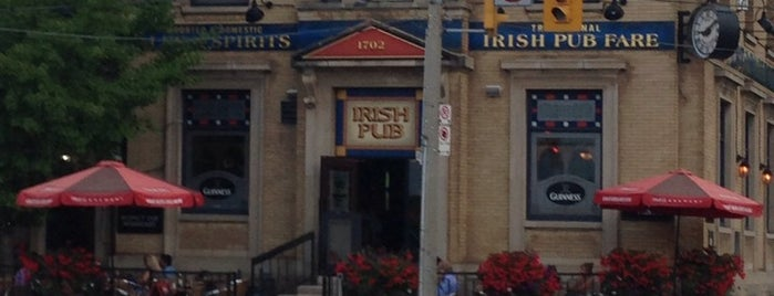 Murphy's Law is one of MLS Pubs in Toronto.