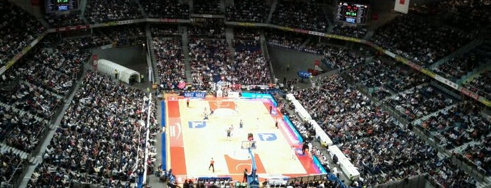 Barclaycard Center - Palacio de Deportes de la Comunidad de Madrid is one of Conoce Madrid.