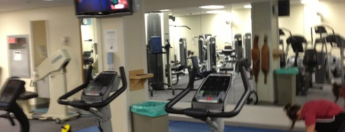 Mercy Hospital Wellness Center is one of places I go.