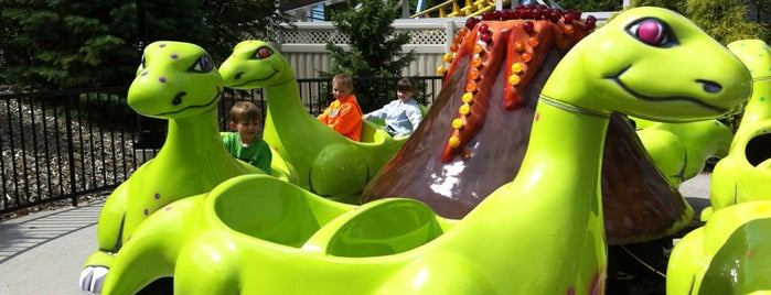 Dinosaur-Go-Round is one of Favorite Arts & Entertainment.