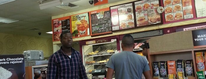 Dunkin Donuts is one of Peewee's Big Ass South Florida Food Adventure!.