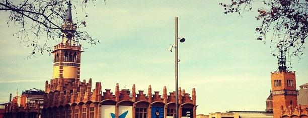 CaixaForum Barcelona is one of Museus i monuments de Barcelona (gratis, o quasi).