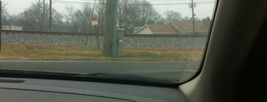 Train Tracks 2 is one of my places...