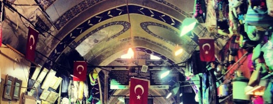 Grand Bazaar is one of The places I love in Türkiye.