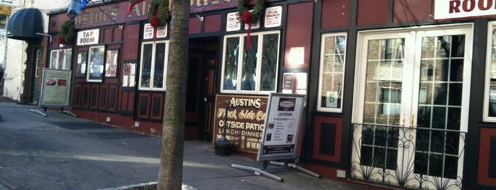 Austin's Ale House Restaurant and Catering is one of Favorite Haunts.
