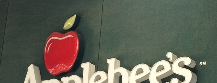 Applebee´s is one of Restaurantes.