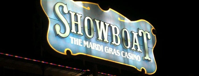 Showboat Hotel & Casino is one of traveling.
