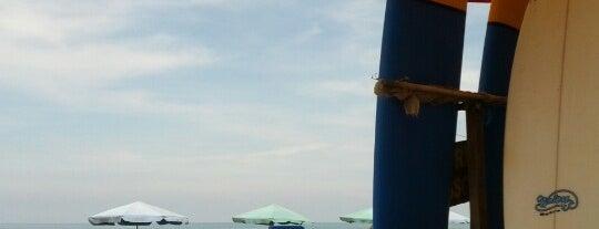 Pantai Legian (Legian Beach) is one of Beautiful Beaches in Bali.