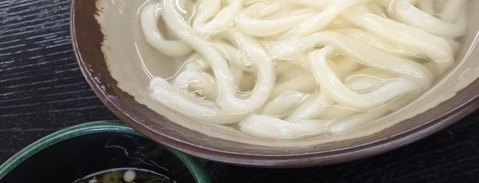 やまだうどん is one of めざせ全店制覇~さぬきうどん生活~ Category:Ramen or Noodle House.