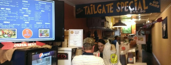 Pig N Vittles is one of South Carolina Barbecue Trail - Part 1.
