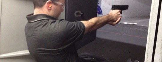 Calibers Shooters Sports Center is one of As seen on TV.