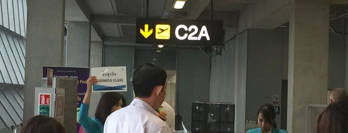 Gate C2A is one of TH-Airport-BKK-1.