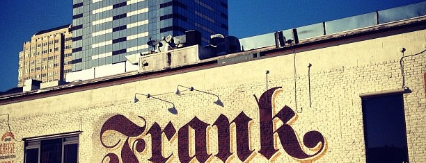 Frank Restaurant is one of Speakmans SXSW Venues in Austin.