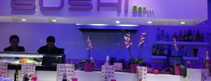 The Sushi Bar is one of Restaurantes de sushi en Málaga Capital.