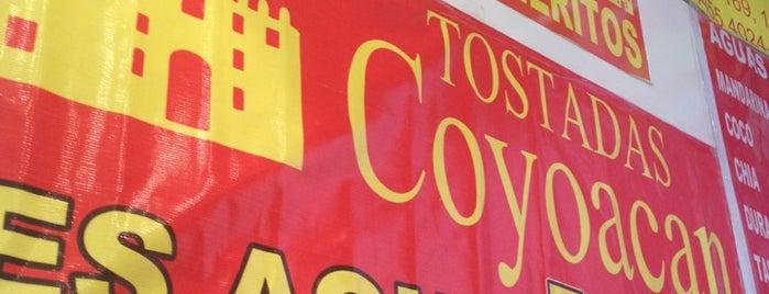 Tostadas Coyoacan is one of Garnachas.
