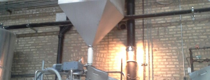Metropolitan Brewing is one of Chicago List.