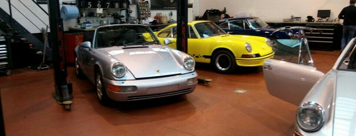 August Porsche is one of Automotive & Racing.
