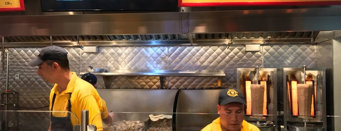 The Halal Guys is one of Halal Restaurants.