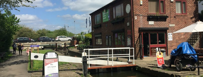 Tapton Lock is one of my friends.