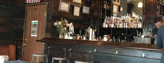 Post Office Whiskey Bar is one of NYC to try.