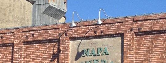 Napa General Store Restaurant is one of Great Eats.