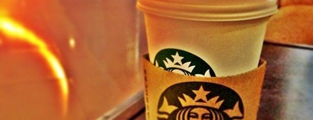 Starbucks is one of mylist.
