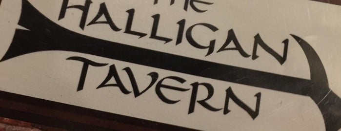 Halligan Tavern is one of Derry.