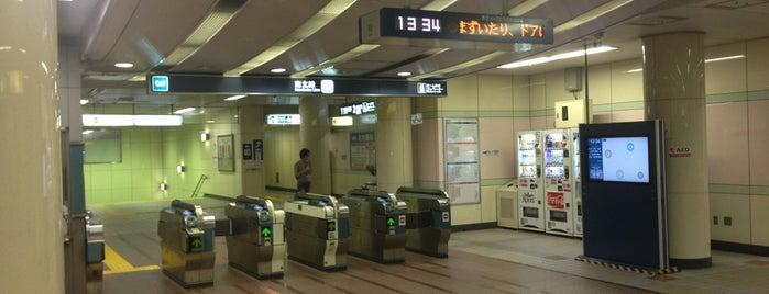 Oji-kamiya Station (N17) is one of JR.