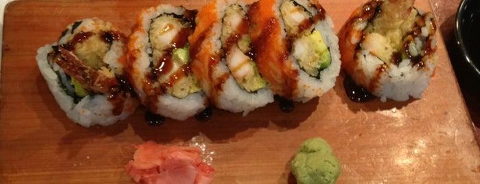 Sushi & Deli Box is one of Bento (NY).