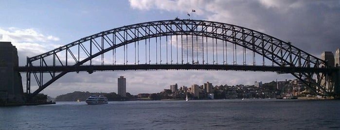 Sydney Harbour Bridge is one of Bucket List.